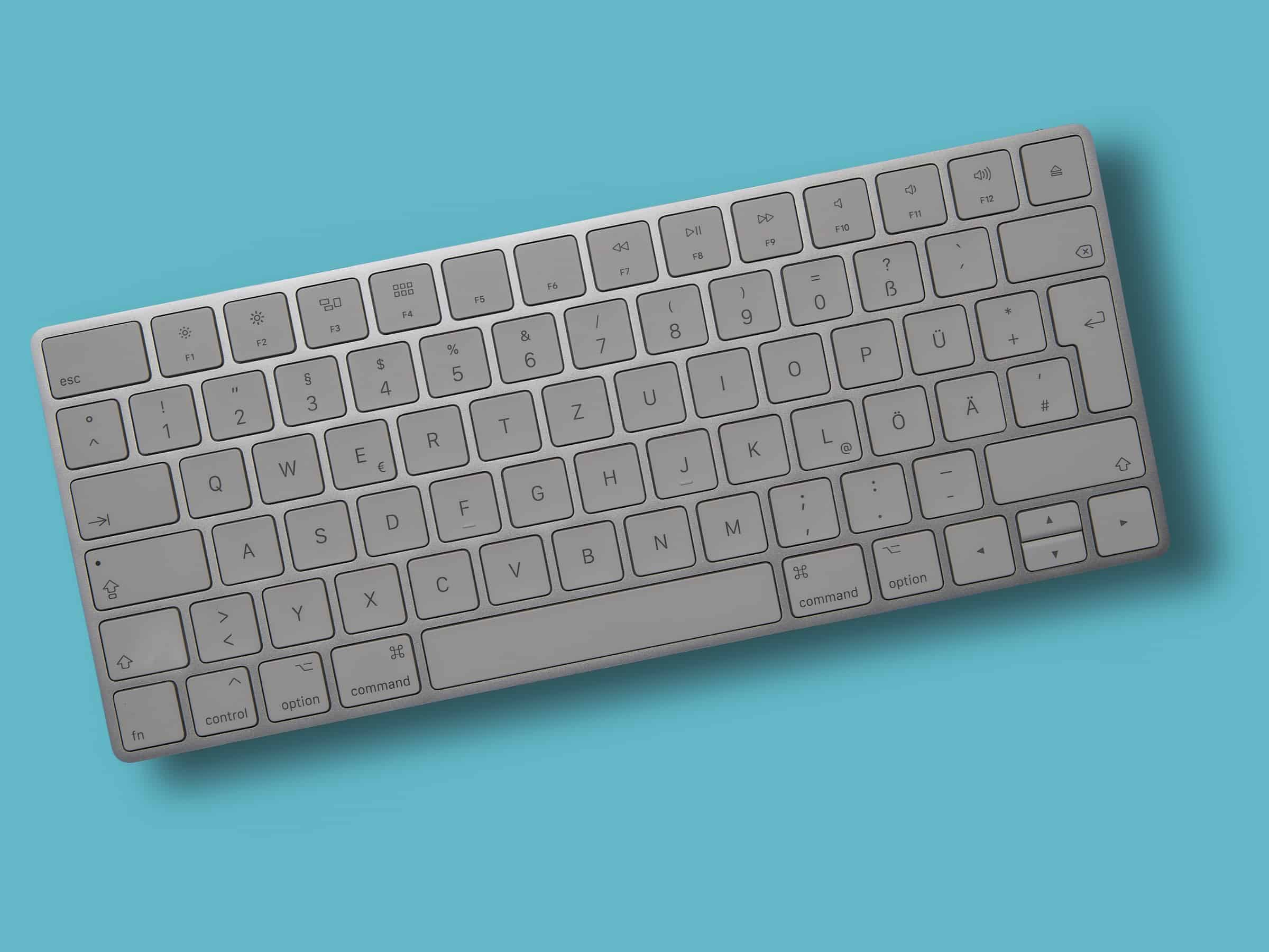 Magic Keyboard für MacOS